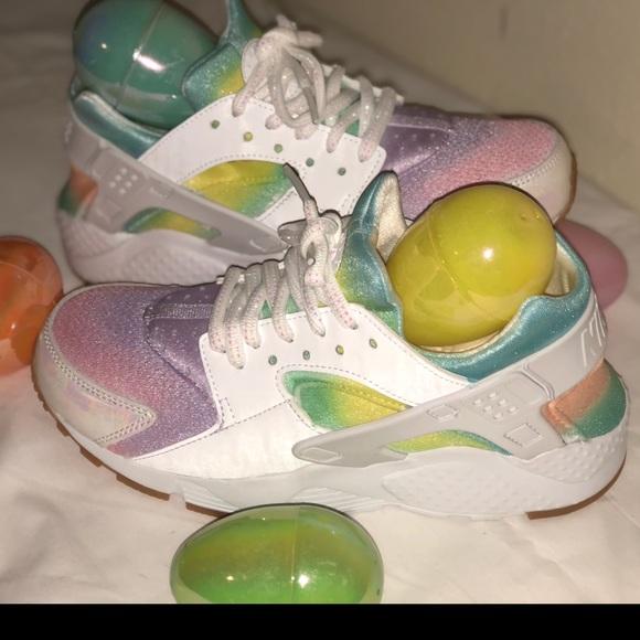 Nike Shoes | Airbrush Pastel Nike